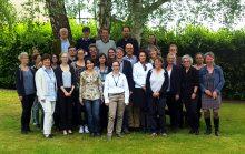 Teilnehmer*innen der Auftakttagung des SPL